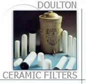 Doulton ceramic replacement candles and cartridges