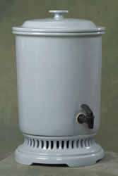 Blue Aquacrock filter-chiller