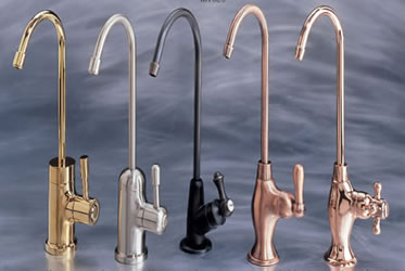 Mountain plumbing faucet collection