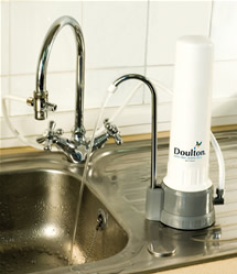 Doulton HCP or IP100 counter-top water filter