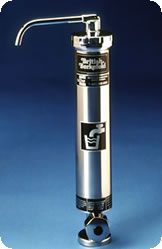 Doulton stainless steel water filter model CSS100