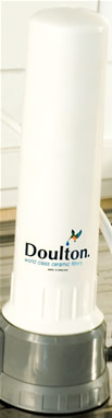 Doulton upgrade water filter for Fluoride/metal,arsenic,MTBE,nitrate removal water filter
